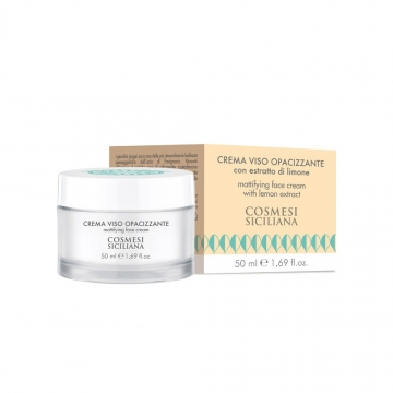 Mattifying Face Cream with...