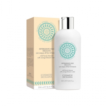 Gentle face cleaner with...