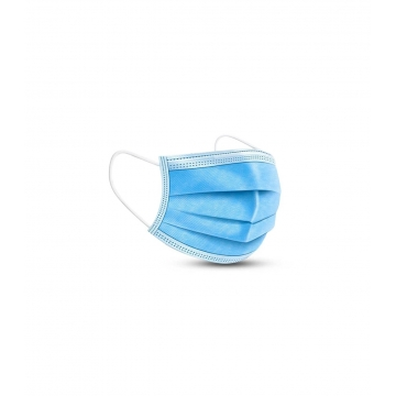 Disposable protective mask...