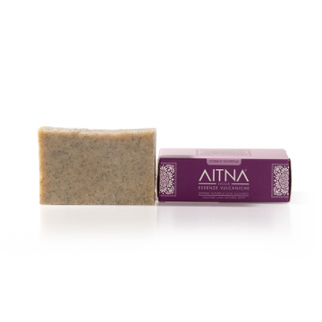 Natural scrub soap with...