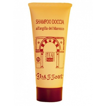 Shampoo Shower with Clay...