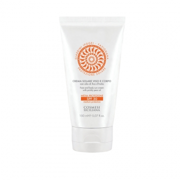 Face and Body Sunscreen...